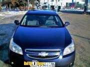 Chevrolet Epica 1 поколение 2.0 MT (143 л.с.)