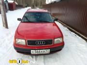 Audi 100 4A/C4 2.0 МТ (115 л.с.)