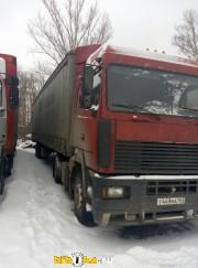 МАЗ 5440 тягач