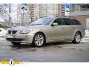 BMW 5 series E60/E61 [рестайлинг] 520d MT (177 л.с.)