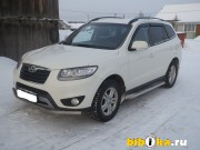 Hyundai Santa Fe CM [рестайлинг] 2.4 AT 4WD (174 л.с.)