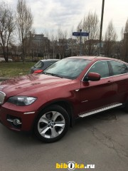 BMW X6 E71/E72 xDrive35i 6AT (306 л.с.)