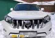 Toyota Land Cruiser Prado J150 [рестайлинг] 3.0 D AT 4WD (7 мест) (173 л.с.)