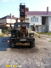 Урал 555716 автокран