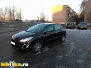 Peugeot 308 T7 [рестайлинг] 1.6 AT (120 л.с.) Premium