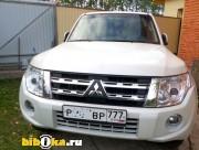 Mitsubishi Pajero 4 поколение [рестайлинг] 3.0 MT AWD (178 л.с.)