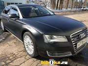 Audi A8 D4/4H 4.0 TFSI L quattro tiptronic (420 л.с.)