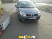 Renault Scenic 2 поколение [рестайлинг] 1.6 MT (110 л.с.)