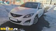 Mazda 6 2 поколение [рестайлинг] 1.8 MT (120 л.с.) Sport turing