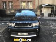 Land Rover Range Rover Sport 1 поколение [рестайлинг] 5.0 AT (375 л.с.)