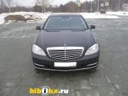 Mercedes-Benz S - Class W221 S 350 7G-Tronic 4MATIC длинная база (272 л.с.)