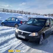 Renault Logan 1 поколение [рестайлинг] 1.4 MT (75 л.с.) exspression