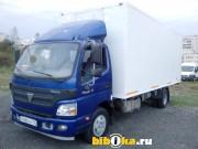 Foton BJ 1061 фургон