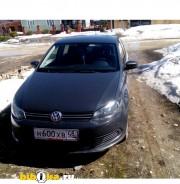 Volkswagen Polo 5 поколение 1.6 MT (105 л.с.)