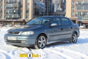 Opel Astra F [рестайлинг] 2.0 AT (136 л.с.) Elegance