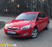 Opel Astra J 1.6 MT (115 л.с.)