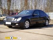 Mercedes-Benz E - Class W211/S211 [рестайлинг] E 220 CDI AT (170 л.с.)