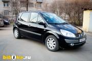 Renault Scenic 2 поколение [рестайлинг] 2.0 AT (135 л.с.)