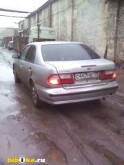 Nissan Almera N15 1.6 MT (99 л.с.)