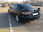 Mazda 6 1 поколение [рестайлинг] 2.0 AT (147 л.с.) Спорт