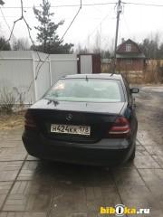 Mercedes-Benz C - Class W203/S203/CL203 C 200 Kompressor AT (163 л.с.)