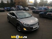 Hyundai Elantra MD 1.6 AT (132 л.с.)