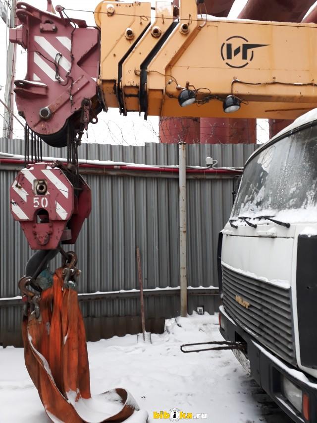 МАЗ КС-6476 автокран