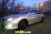Honda Accord 9 поколение 2.4 AT (180 л.с.)