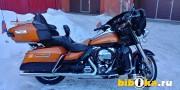 Harley-Davidson electra glaid limite мотоцикл