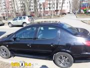 Peugeot 206 1 поколение [рестайлинг] 1.6 MT (110 л.с.)