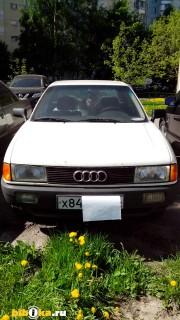 Audi 80 8A/B3 1.8 MT (90 л.с.)