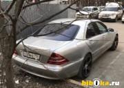 Mercedes-Benz S - Class W220 S 320 5G-Tronic (224 л.с.)