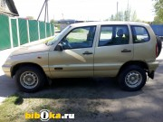 Chevrolet Niva (ВАЗ 2123) 1 поколение 1.7 MT (80 л.с.)