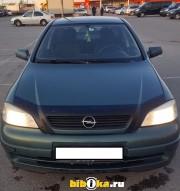 Opel Astra G 1.6 MT (101 л.с.) Comfort