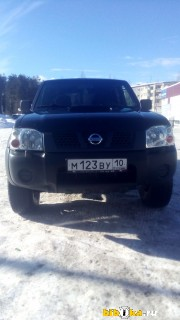 Nissan NP 300 1 поколение 2.5 Turbo dCi MT AWD (133 л.с.)
