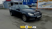Mercedes-Benz C - Class W204/S204/C204 [рестайлинг] C 180 BlueEfficiency 7G-Tronic Plus (156 л.с.)