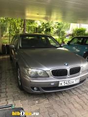 BMW 7-series E65/E66 [рестайлинг] 730Li AT (258 л.с.)