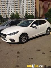 Mazda 3 BK [рестайлинг] 1.6 AT (105 л.с.) Active +