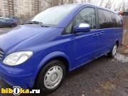 Mercedes-Benz Viano W639 2.2 CDI MT L1H1 (150 л.с.)