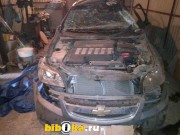 Chevrolet Epica 1 поколение 2.0 AT (143 л.с.)
