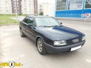 Audi 80 8A/B3 1.6 MT (70 л.с.)