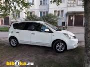 Nissan Note E11 [рестайлинг] 1.4 MT (88 л.с.) Luxury