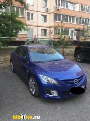 Mazda 6 2 поколение 2.0 AT (147 л.с.) GH
