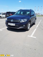 Volkswagen Tiguan 1 поколение 1.4 TSI BlueMotion MT (122 л.с.)