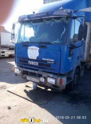 Iveco EuroCargo фургон