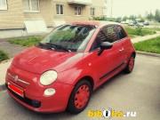 Fiat 500 2 поколение 1.2 MT (69 л.с.)
