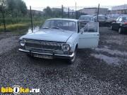 ГАЗ 24 Вторая серия 2.4 MT (95 л.с.)