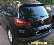 Volkswagen Tiguan 1 поколение [рестайлинг] 2.0 TDI 4Motion AT (140 л.с.) Track&Style