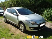Renault Megane 3 поколение [2-й рестайлинг] 1.6 CVT (114 л.с.) Premium