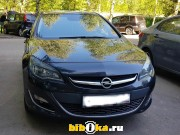 Opel Astra J [рестайлинг] 1.6 Turbo AT (170 л.с.)